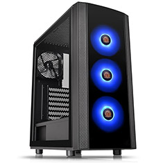 Thermaltake Versa J25 TG RGB Edition Mid-Tower Chassis