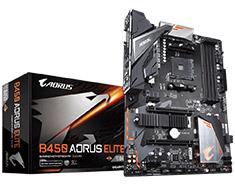 Gigabyte B450 Aorus Elite Motherboard