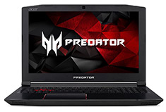 Acer Predator Helios 300 15.6in i7 Gaming Notebook [51-74EE]