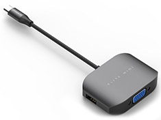 mbeat Elite Mini UC27-VGA USB-C Multi Port Adapter