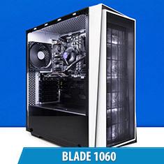 PCCG Blade 1060 Gaming System