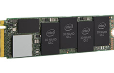 Intel 660p Series M.2 NVMe SSD 512GB