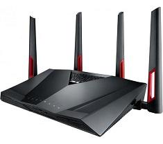ASUS AC88U Dual-Band ADSL/VDSL Gigabit Wi-Fi Modem Router
