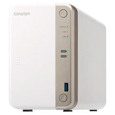 QNAP TS-251B 2 Bay NAS with 2GB RAM