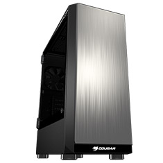 Cougar Trofeo Tempered Glass Mid Tower Case