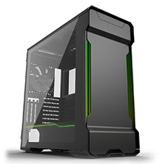 Phanteks Enthoo Evolv X DRGB Tempered Glass ATX Black