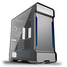 Phanteks Enthoo Evolv X DRGB Tempered Glass ATX Galaxy Silver