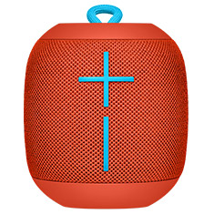 Logitech UE Wonderboom Portable Speaker Fireball Red