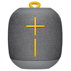 Logitech UE Wonderboom Portable Speaker Stone Grey