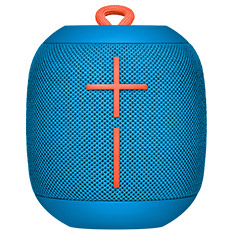 Logitech UE Wonderboom Portable Speaker Subzero Blue