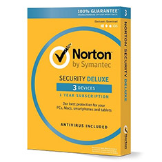 Norton Security Deluxe OEM 3 Devices 1 Year