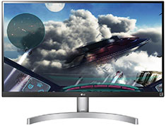 LG 27UK600-W UHD HDR10 27in IPS Monitor
