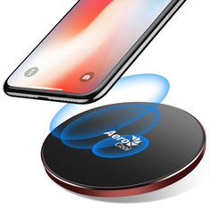 Aerocool 10W Fast Wireless Charger Red