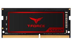 Team T-Force Vulcan 2400MHz SO-DIMM 4GB (1x4GB) DDR4
