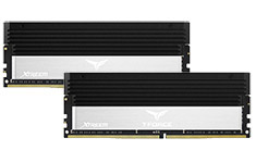 Team T-Force Xtreem 4500MHz 16GB (2x8GB) DDR4 Silver/Black