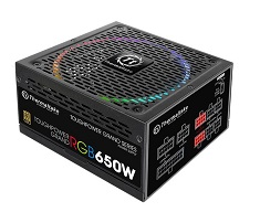 Thermaltake Toughpower Grand Sync RGB Gold 650W Power Supply