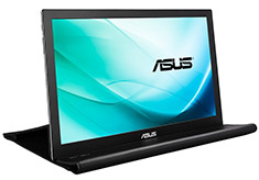 ASUS MB169B+ FHD Portable USB-powered Monitor
