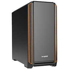 be quiet! Silent Base 601 Case Orange