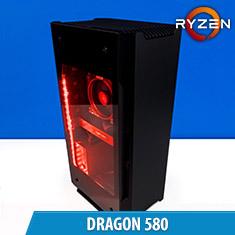 PCCG Mini Dragon 580 Gaming System