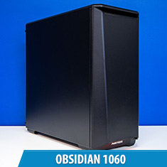 PCCG Obsidian 1060 Gaming System