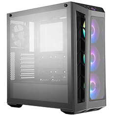 Cooler Master MasterBox MB530P TG Addressable RGB Case