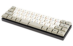 Vortexgear Core Aluminium Mini Mech Keyboard MX Clear