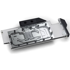 EK Vector RTX 2080 RGB GPU Waterblock Nickel Plexi
