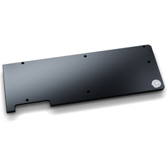 EK Vector RTX Backplate Black