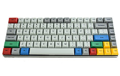 Vortex Race 3 Aluminium TKL Mech Keyboard MX Blue