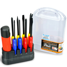 Jakemy Screwdriver Set 9 Piece