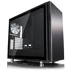 Fractal Design Define R6 USB-C TG Case Black