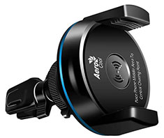 Aerocool ATWC06 10W Fast Wireless Car Charger