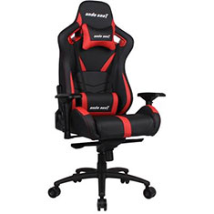 Anda Seat AD12XL-03 Extra Large Gaming Chair Black/Red