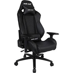 Anda Seat AD7-23 Large Gaming Chair Black