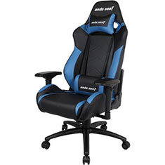 Anda Seat AD7-23 Large Gaming Chair Blue