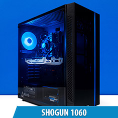 PCCG Shogun 1060 Gaming System