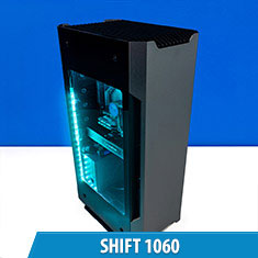 PCCG Shift 1060 Gaming System