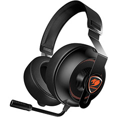 Cougar Phontum Essential Gaming Headset Black