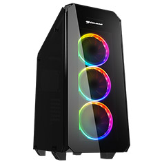 Cougar Puritas RGB TG Mid Tower Case