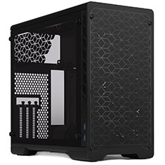 MetallicGear Neo G ITX Case Black