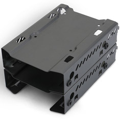 Phanteks 3.5in Stackable HDD Bracket Duo Pack