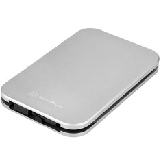 SilverStone MMS02 Military Grade USB-C IP68 2.5in HDD Enclosure