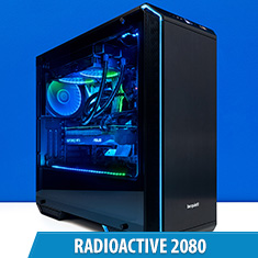 PCCG Radioactive 2080 Gaming System