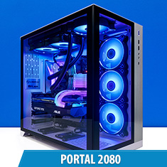 PCCG Portal RTX 2080 Gaming System