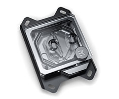 EK Velocity AMD CPU Waterblock Nickel Plexi