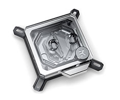 EK Velocity CPU Waterblock Nickel Plexi