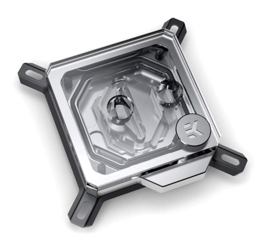 EK Velocity RGB CPU Waterblock Nickel Plexi