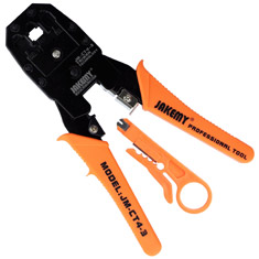 Jakemy Crimping Tool 4P 6P 8P
