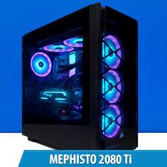 PCCG Mephisto 2080 Ti Gaming System