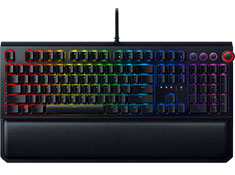 Razer BlackWidow Elite Chroma Mechanical Keyboard Yellow Switch